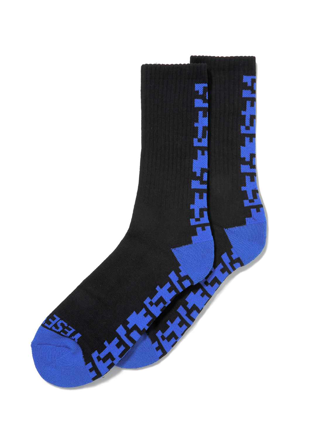 Y.E.S Sports Socks Black