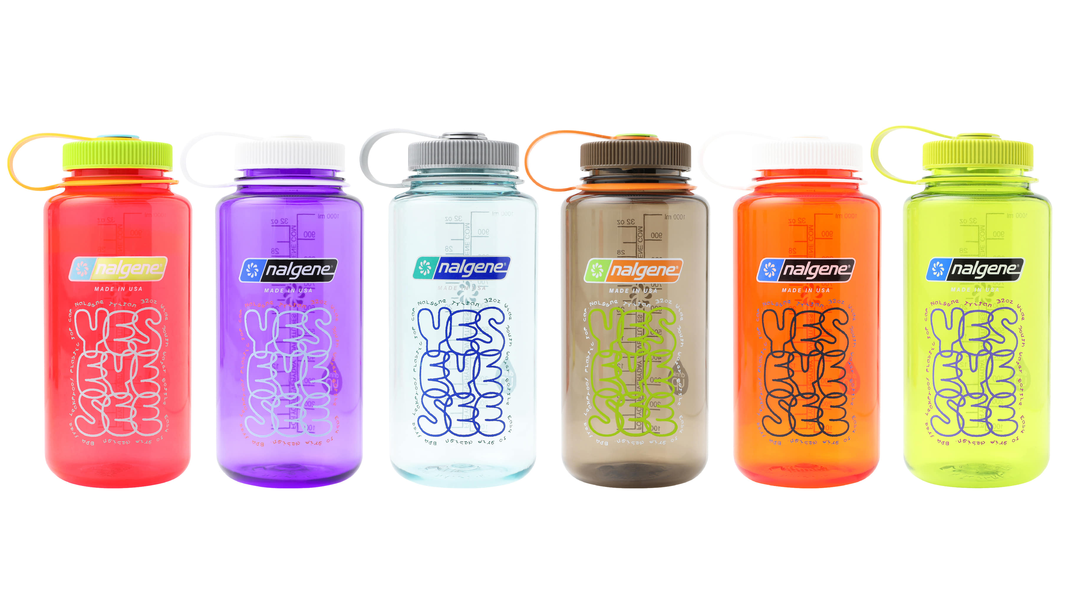 Y.E.S Water Bottle Released!