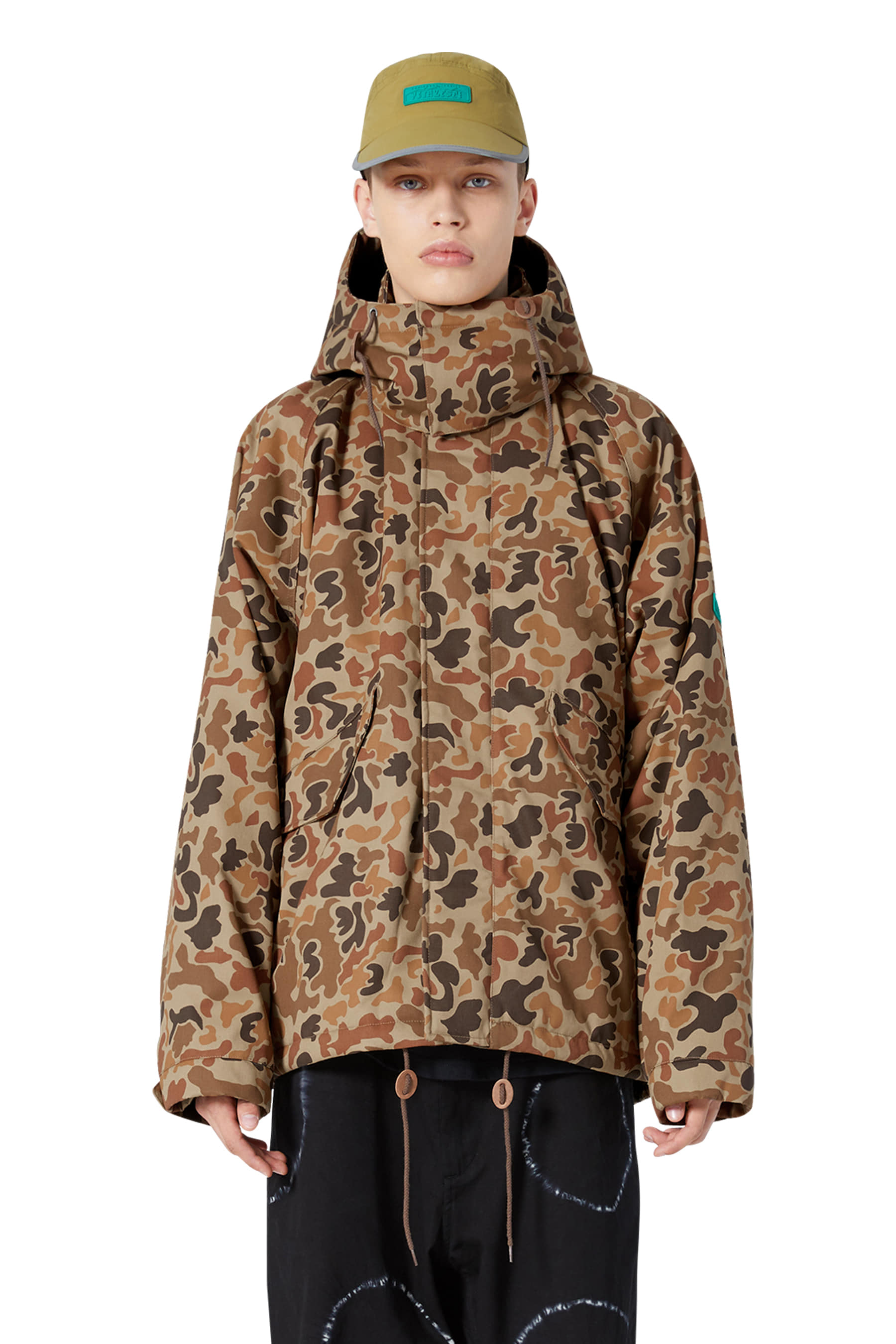 Y.E.S Jungle Jacket Desert