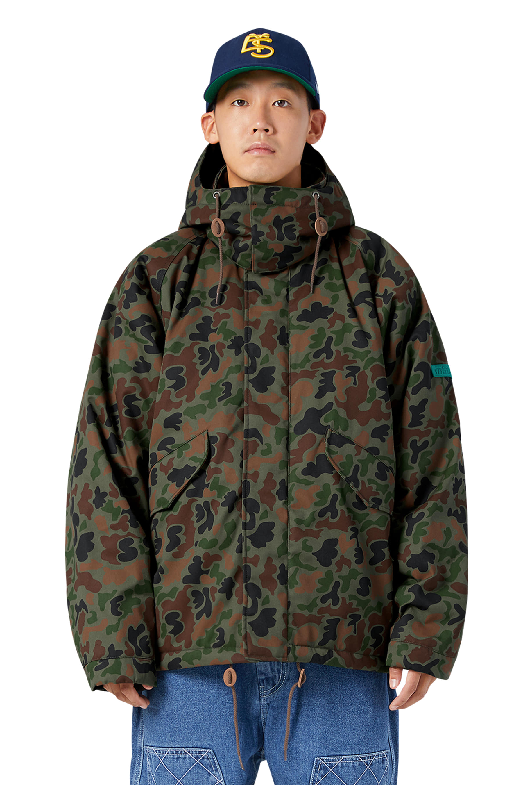 Y.E.S Jungle Jacket Jungle